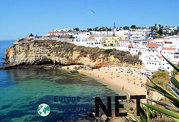 Übernachtungsmöglichkeiten an der Algarve: Die besten Städte und Hotels