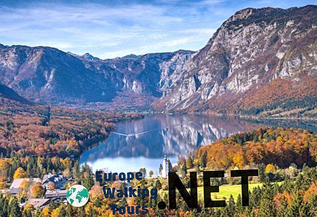 14 gražių nacionalinių parkų Europoje