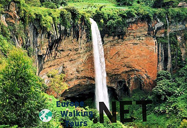 10 най-красиви национални парка в Уганда