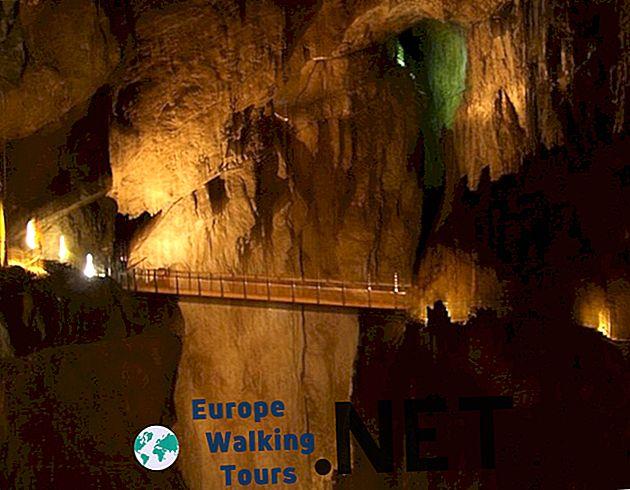 10 Znane podzemne jame na svetu