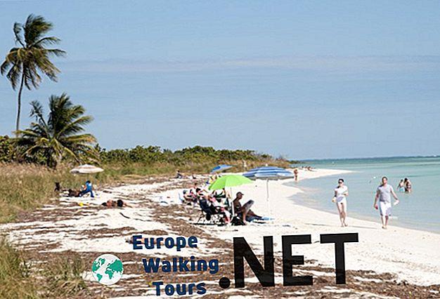 10 најбољих плажа на Флориди
