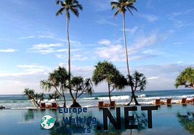 10 кращих курортів Шрі-Ланки