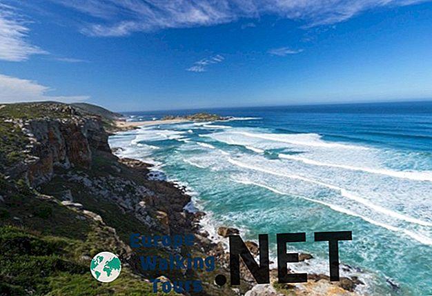 10 nejlepších míst - Jižní Afrika