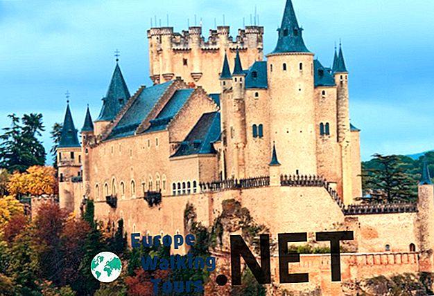 5 parimat päevareisi Hispaanias