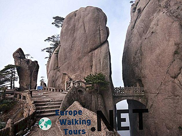 12 อุทยานแห่งชาติที่สวยที่สุดในประเทศจีน
