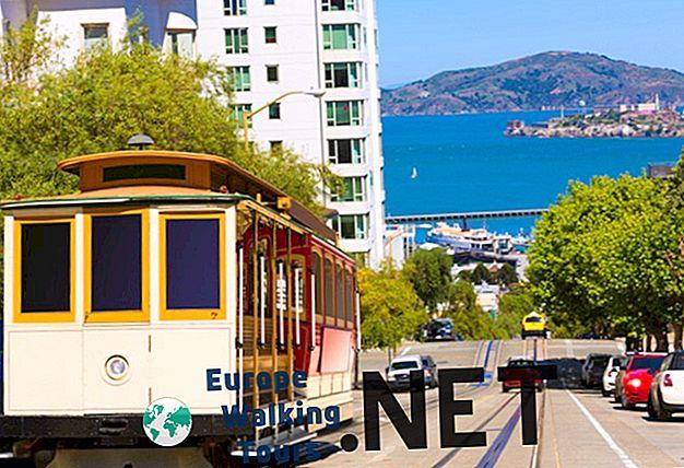 10 Top Sehenswürdigkeiten in San Francisco