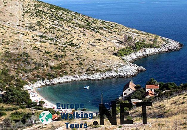 10 melhores praias da Croácia