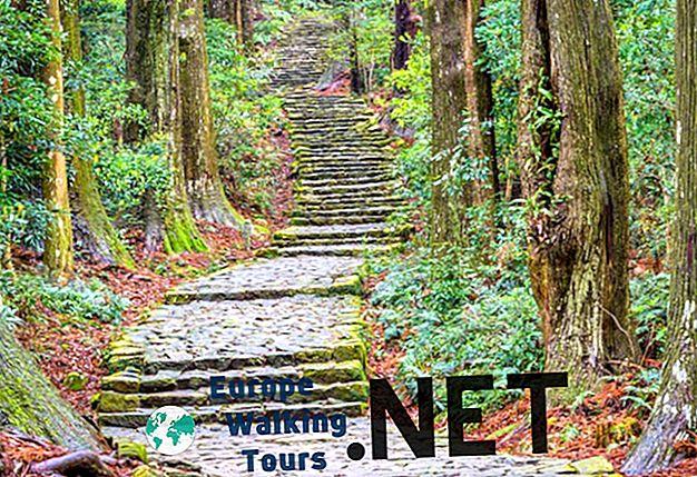 10 най-красиви национални парка в Япония