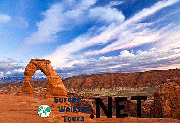 23 Ongelooflijke natuurlijke rotsformaties