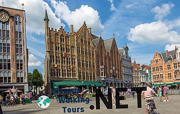 9 geriausios dienos išvykos iš Briuselio