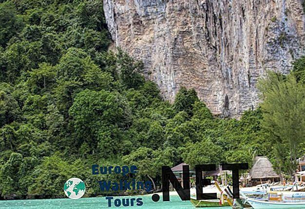 Unterkunft in Krabi: Die besten Plätze und Hotels