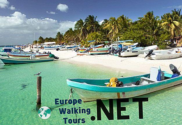 10 beste stranden in Mexico