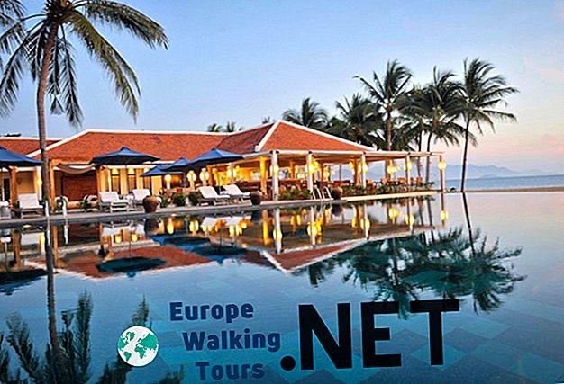 10 Bedste Vietnam Luksus Resorts