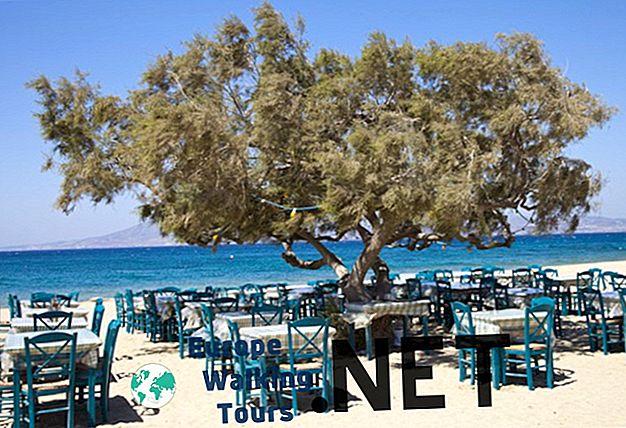 Nơi ở trong Naxos: Thị trấn & Khách sạn tốt nhất