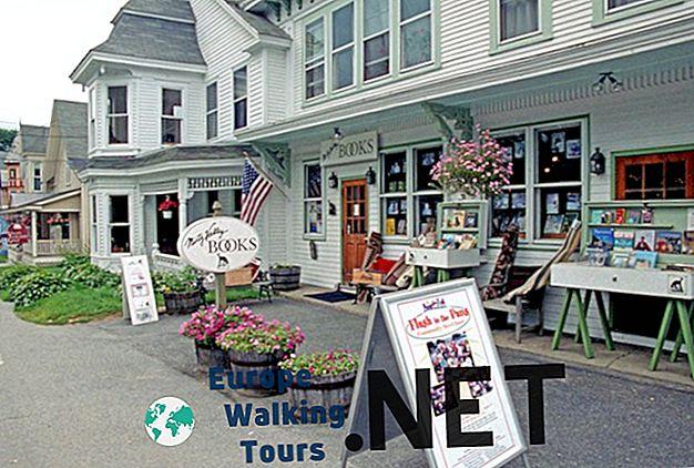 15 Najšarmantnijih malih gradova u Vermontu