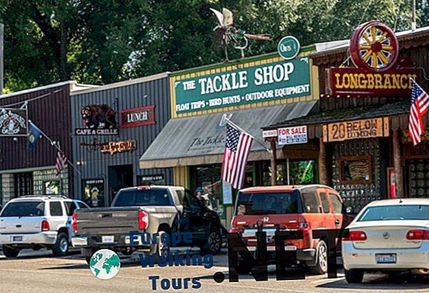 12 charmantesten Kleinstädte in Montana