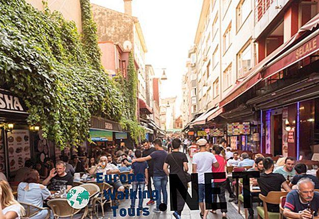 Unde să stați la Istanbul: Cele mai bune vecini și hoteluri