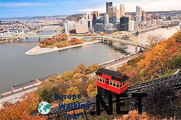 10 besten Orte in Pennsylvania zu besuchen