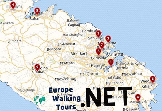 Dove alloggiare a Malta: i migliori posti e hotel