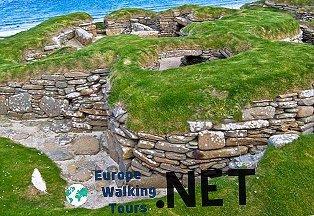 Descoperă secretele din Skara Brae în Scoția