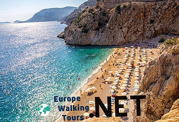10 najlepszych plaż w Turcji