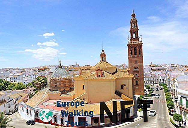 7 Nejlepší Denní výlety z města Sevilla