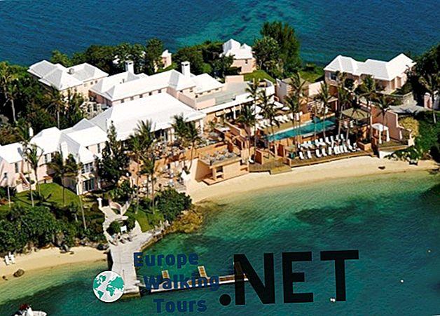 8 bedste luksus resorts i Bermuda