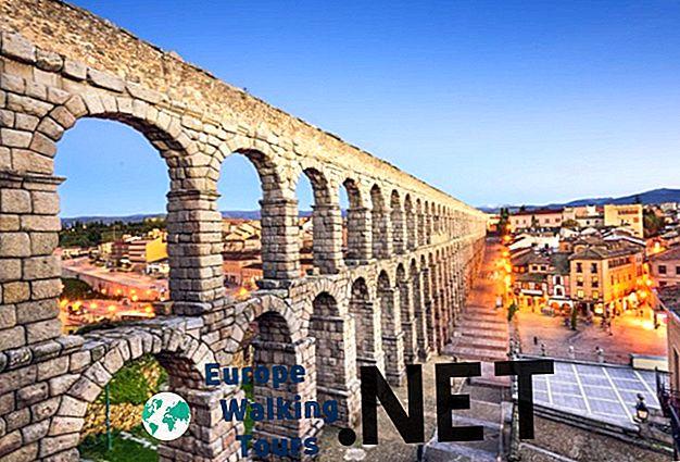 7 geriausios dienos išvykos iš Madrido