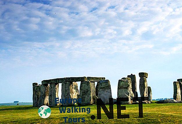 Membongkar Rahsia Stonehenge di England