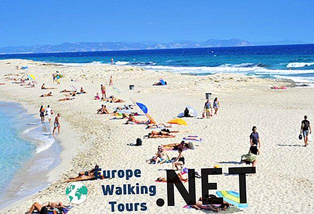 10 най-добри плажа в Испания
