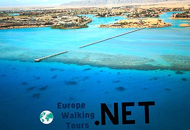 أفضل 10 شواطئ في مصر