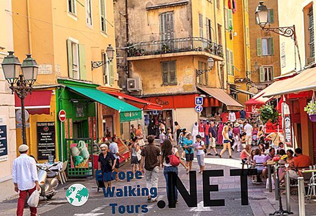 Kur apsistoti Nicoje: geriausios kaimynystės ir viešbučiai