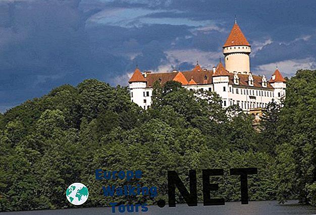 8 bästa dagsturer från Prag