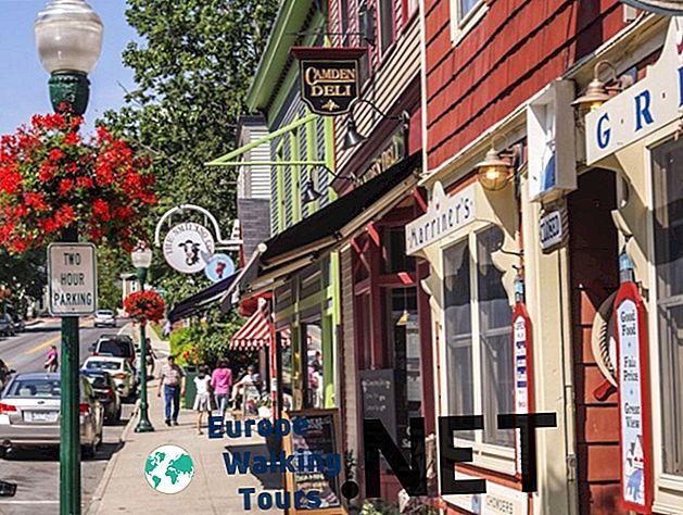 12 charmantesten Kleinstädte in Maine