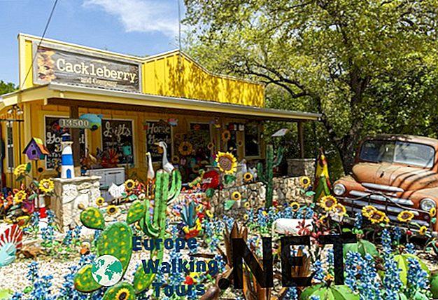 15 Bandar Kecil Paling Menawan di Texas