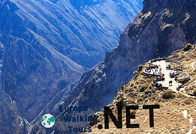 12 Најлепших кањона света