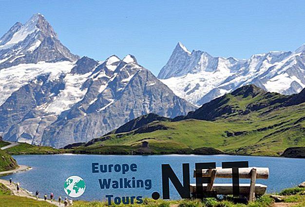 12 najljepših jezera u Švicarskoj