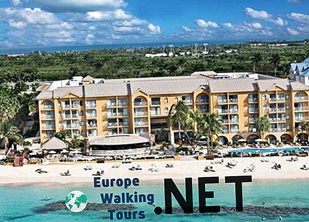 5 най-добри курорти с ол инклузив за Кайманови острови