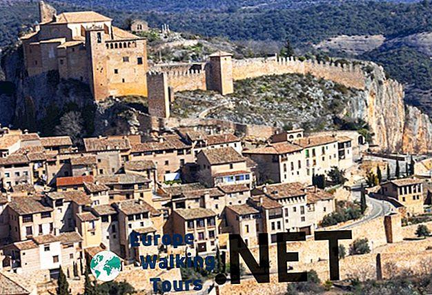 14 plus petites villes enchanteresses en Espagne