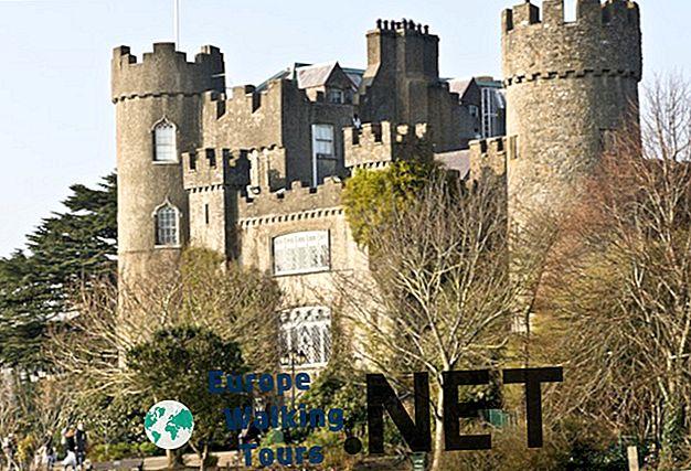 7 įspūdingiausios pilys netoli Dublino