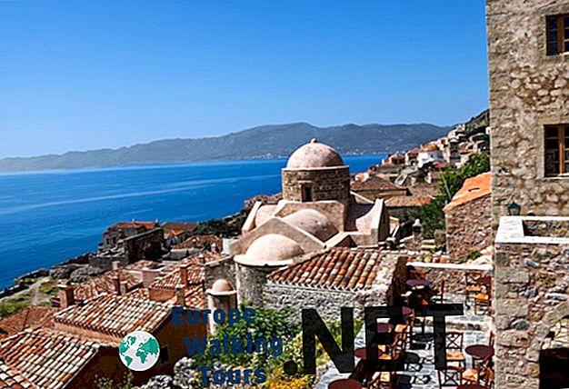 10 Tempat Terbaik untuk Lawatan di Peloponnese