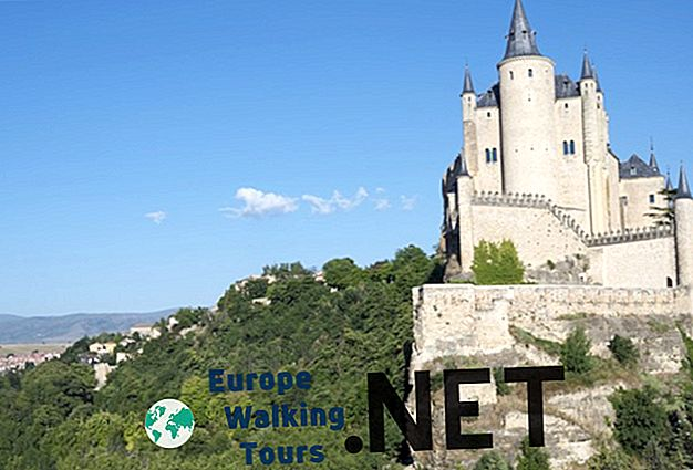 7 schönsten Schlösser in der Nähe von Madrid