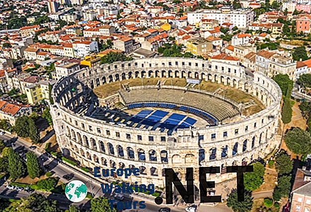 10 beroemde Romeinse amfitheaters
