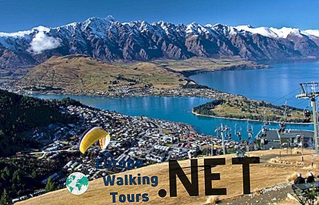 뉴질랜드 최고의 10 가지 명소