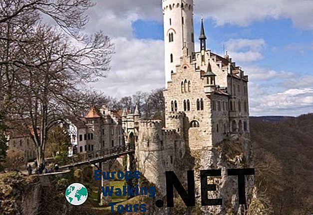 10 най-красиви замъка в Германия