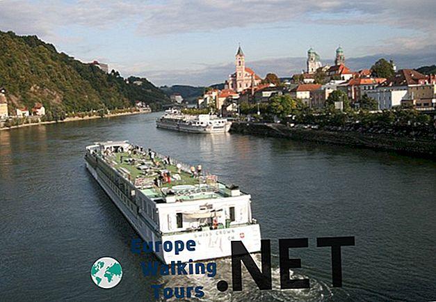 10 besten Flusskreuzfahrten rund um die Welt
