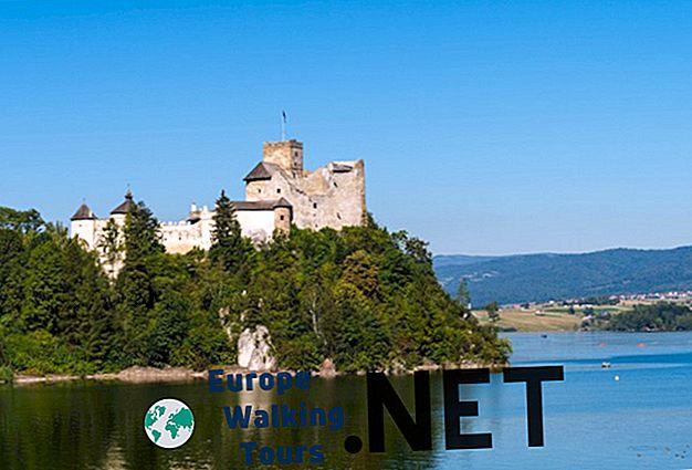 أجمل 10 القلاع في بولندا