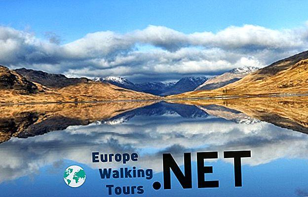 10 Najkrajších jazier v Škótsku