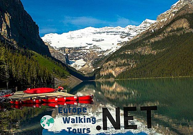 10 meilleures attractions du parc national Banff