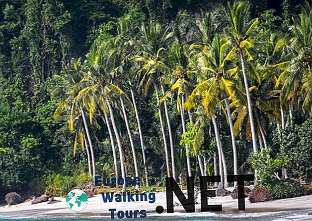 10 най-красивите острови близо до Бали